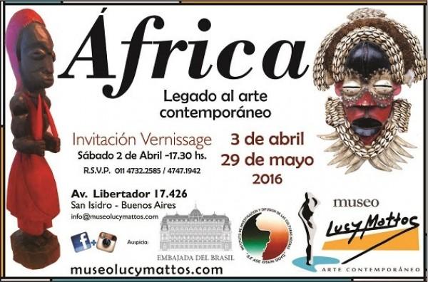 África: legado al arte contemporáneo