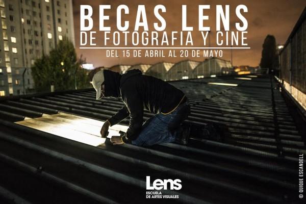 Beca LENS de Fotografía y Cine 2016
