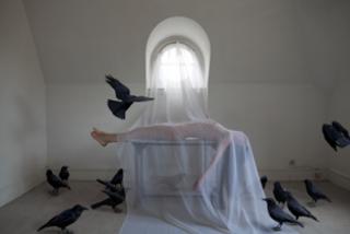 Soledad Córdoba, Atelier II. C-print. 100 x 150 cm. 2013