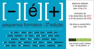 EXPOSIÇÃO DE PEQUENOS FORMATOS