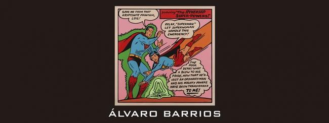 ÁLVARO BARRIOS