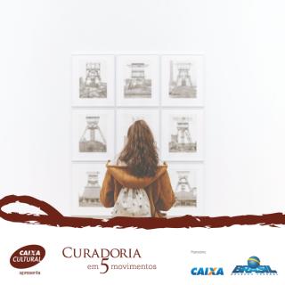 CURADORIA EM CINCO MOVIMENTOS
