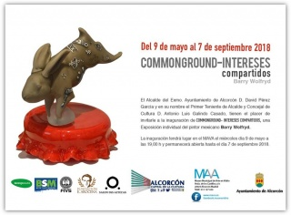 Barry Wolfryd. Common Ground - Intereses compartidos