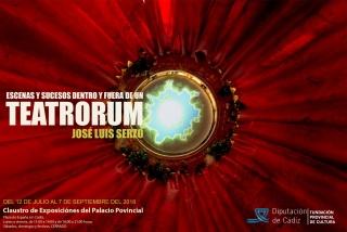 José Luis Serzo, Escenas y sucesos dentro y fuera de un teatrorum