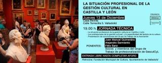 La situación Profesional de la Gestión Cultural en Castilla y León