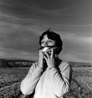 GracielaIturbide Autorretrato,Guanajuato,Guanajuato, 1996. Cortesía Fomento Cultural Banamex