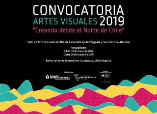 Convocatoria para Artistas Visuales 2019