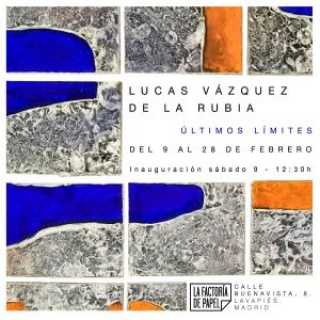 Lucas Vázquez de la Rubia. Últimos límites
