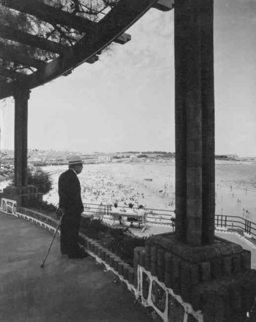 © Ramón Masats. Santander. circa 1960. Cortesía Galería Blanca