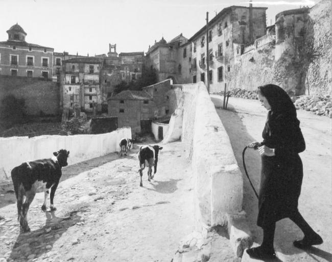 © Ramón Masats. S/T. circa 1960. Cortesía Galería Blanca Berlín