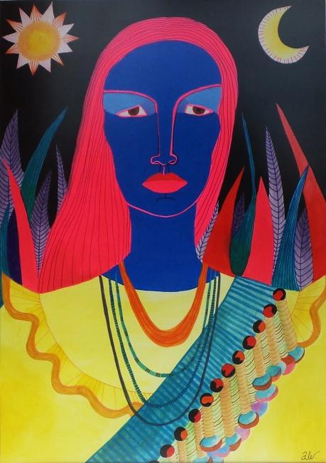 Ana de Tarma — Cortesía de Centro Cultural de España en Perú