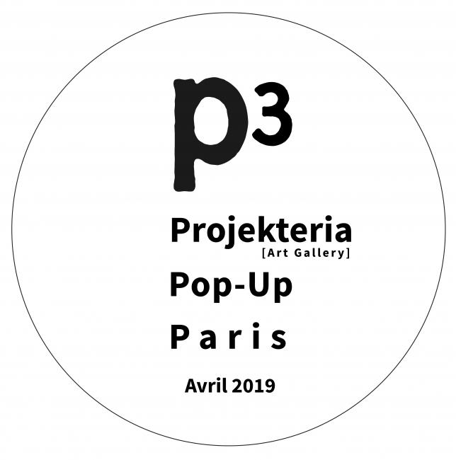 P³. El Pop-Up de Projekteria [Art Gallery] en París