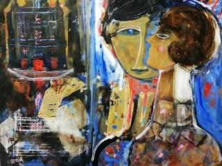Conchi Ororbia — Cortesía de la Galería Michel Menendez