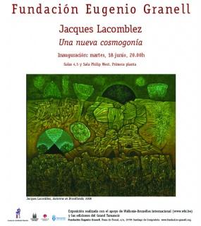 Jacques Lacomblez. Una nueva cosmogonía