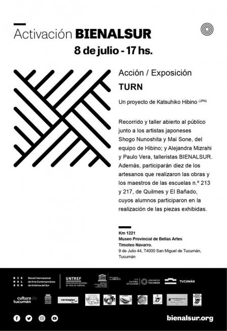 Turn / BIENALSUR