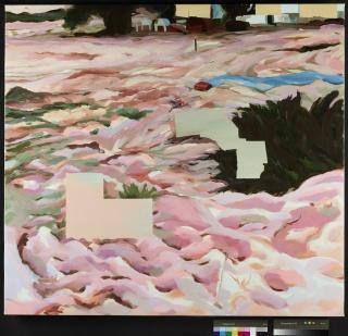 s/título, p.165, 2019. óleo s/tela, 114 cm x 124,5 cm