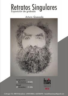 Arturo Quesada. Retratos Singulares