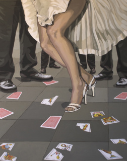 Isabel Oliver, No quiero ser Marilyn — Cortesía de InfinityArt