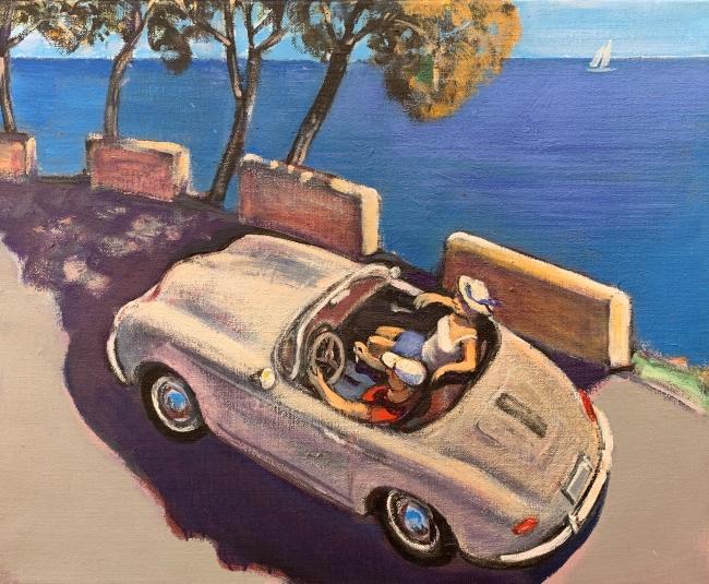 Bon Voyage! — Cortesía de Anquin's Galeria