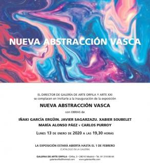 Nueva Abstracción Vasca
