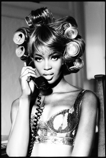 Naomi's Rollers, LA, 1991