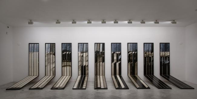José Ramón Sierra, Diez paisajes de tormenta, 1974. Colección del Centro Andaluz de Arte Contemporáneo, Junta de Andalucía — Cortesía del Centro de Creación Contemporánea de Andalucía (C3A)