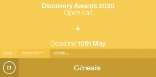 Open Call Discovery Awards 2020