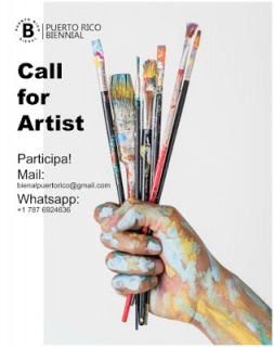 Bienal Puerto Rico - Call for Artist