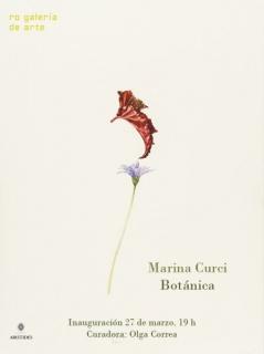 Marina Curci, Botánica