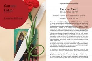 Carmen Calvo, Les opéras de Carmen