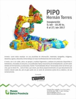 Pipo. Hernán Torres