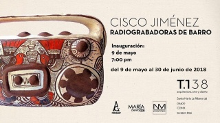 Cisco Jiménez. Radiograbadoras de Barro