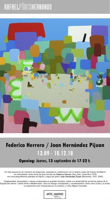 Federico Herrero / Joan Hernández Pijuan