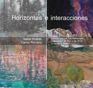 invitación, horizontes e interacciones