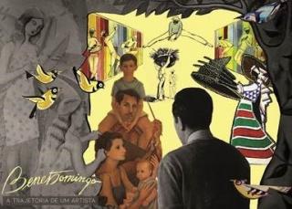 Benet Domingo, a trajetória de um artista