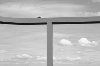 Cristiano Mascaro, Ponte pedonal em Covilhã.