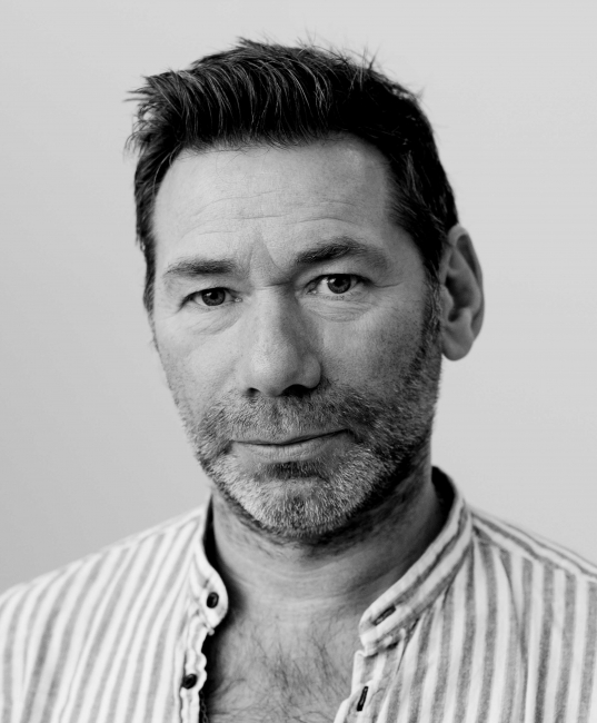 Mat Collishaw. Photo Trevor Good. Image courtesy of the artist and BlainSouthern