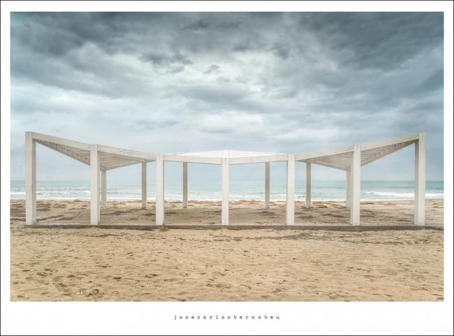 José Carlos Bernabeu, Diálogos con lo invisible [Premio de Fotografía] — Cortesía de la Universidad de Murcia