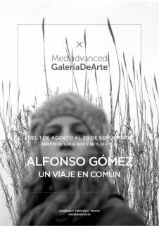 Alfonso Gómez. Un viaje en común