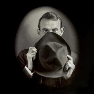 Hugh Mangum, Self Portrait — Cortesía de camara oscura