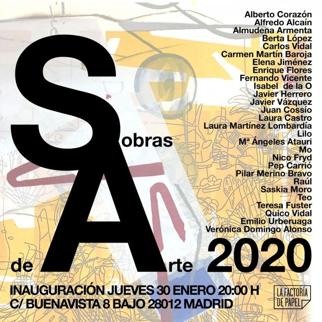 Sobras de arte 2020