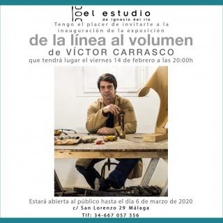 De la línea al volumen ©Ignacio del Río