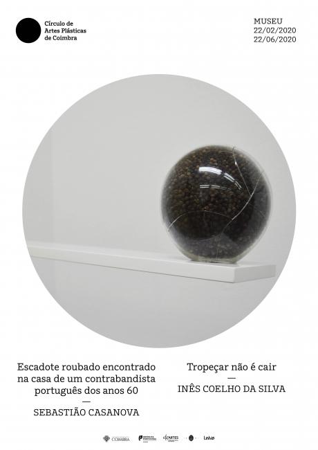 Tropeçar não é cair/Escadote roubado encontrado na casa de um contrabandista português dos anos 60
