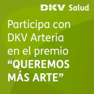 Convocatoria QUEREMOS MÁS ARTE: Premio DKV Arteria, con la colaboración de ARTEINFORMADO