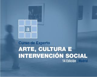 Cabecera Curso Experto Arte, Cultura e Intervención Social-14ª Ed.