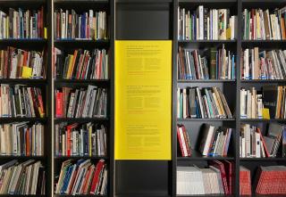 Una poética del uso: hacer servir la biblioteca