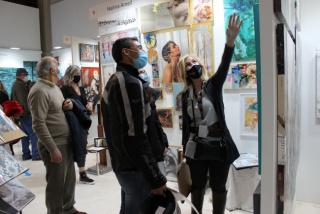 Feria Artist Experience- Diciembre - Primera Feria después de la Pandemia - Anunciado en TVE. Canal Internacional 24 horas