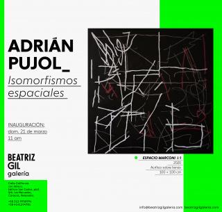 Adrián Pujol. Isomorfismos espaciales