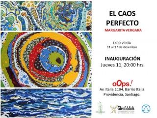 INVITACION CAOS PERFECTO