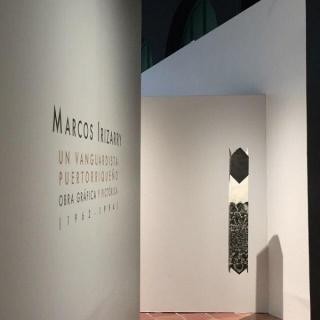 Marcos Irizarry: un vanguardista puertorriqueño. Obra gráfica y pictórica (1962-1994)